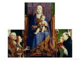 Madonna with Saint Nicholas of Bari