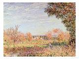 September Morning  circa 1887