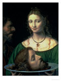 Salome with the Head of John the Baptist  circa 1525-30