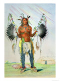 "Mandan Medicine Man Mah-To-Hah ""Old Bear"""