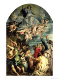 The Assumption of the Virgin Altarpiece  1611/14