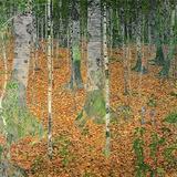 The Birch Wood, 1903 Giclée par Gustav Klimt
