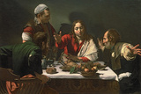 The Supper at Emmaus  1601