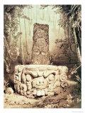 Mayan Temple  Honduras