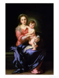 Madonna and Child  after 1638