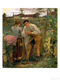 Rural Love  1882