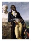 Portrait of Jean-Baptiste Belley (D1804) Deputy of San Domingo  1797