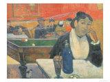 Cafe at Arles  1888
