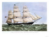 The Clipper Ship &quot;Highflyer &quot; 1111 Tons