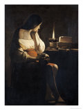 Mary Magdalene with a Night-Light  or the Terff Magdalene