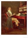 Portrait of Charles Maurice De Talleyrand-Perigord (1754-1838)