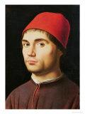 Portrait of a Man  circa 1475