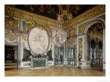 The Salon De La Guerre (War Room) 1678-84