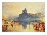 Norham Castle  1824