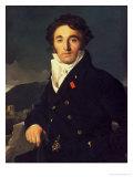 Portrait of Charles Cordier (1777-1870) 1811
