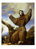 St Francis of Assisi (circa 1182-1220) 1642