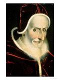 Portrait of Pope Pius V (Michele Ghislieri) (1504-72) 1576-80
