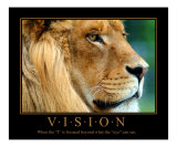 Vision - African Lion