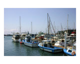 Boats on Pier - Ensenada  Mexico