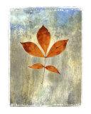 Leaf Painting 1