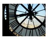 Musee d&#39;Orsay Clock