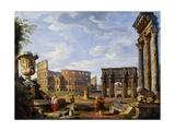 A Capriccio View of Rome