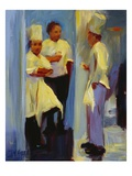 Chefs in Paris