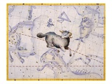 The Constellation of Aries by James Thornhill