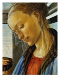 Detail of Mary from Madonna of the Eucharist