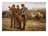 Drum and Bugle Corp  Civil War Encampment