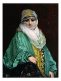 Femme De Constantinople