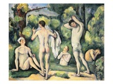 Five Bathers