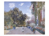 Garden of the Artist at Argenteuil