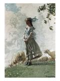 Air frais Giclée par Winslow Homer