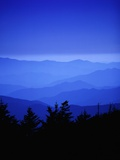 Great Smoky Mountains at Twilight