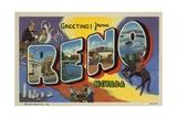 Greeting Card from Reno