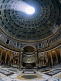 Interior of Pantheon