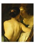 Jupiter in the Guise of Diana Seducing Callisto