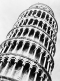 Leaning Tower of Pisa from Below