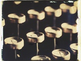 Old Typewriter Keys 2
