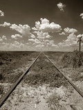 Old Railroad Tracks