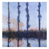Poplars (1891)