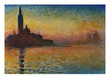 San Giorgio Maggiore at Twilight