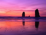 Sea Stacks at Sunset Beach