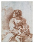 The Madonna and Child with an Escaped Goldfinch