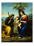 The Rest on the Flight into Egypt After Raphael