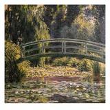 Le bassin aux nymphéas Giclée par Claude Monet