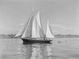 The Thetis Sailing on Lake Washington