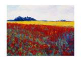 Tulip Field by Gail Wells-Hess