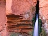 Waterfall at Deer Creek Gorge